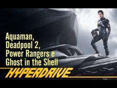 Megazord de Power Rangers é revelado!