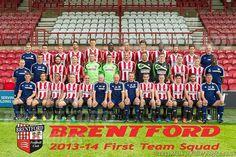2013 Brentford Fc Brentford Fc, One Team, Bees, Football, Club, Sports, Soccer, Hs Sports, Futbol