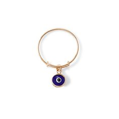 SIGNATURE EXPANDABLE RING - Evil Eye Precious Ring, protect & inspire throughout your journey