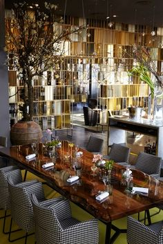 Joelia just earned their first Michelin star in 2016 and it's right next to the Hilton hotel in #Rotterdam. #restaurant