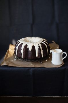Chocolate Stout Cake | Athena Plichta. Perfect treat for my guy. #valentines