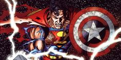 RUMOR: Marvel Skipping Comic-Con Because They're Scared Of Warner Bros.' DC Comics Panel