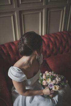 Peinados de novia recogidos 2017