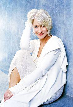 MY MAD WONDERLAND - judymartn: Favourite Celebrity Meme:Dame Helen...
