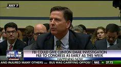 FBI Investigating Hillary Clinton for PERJURY! 8/15/16
