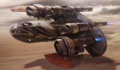 Star Wars VIII - The Last Jedi (unknown ship name)