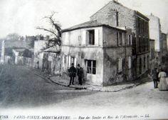Paris France, Paris 1900, Old Paris, Vintage Paris, Montmartre Paris, Paris Cafe, Saint Ouen, Old Photography, Frozen In Time
