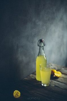 Lemonade / photographie culinaire, food styling (cocktail drinks photography)