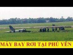 Tin tức hôm nay - Video Máy bay quân sự rơi tại Phú Yên, 1 phi công thiệ...