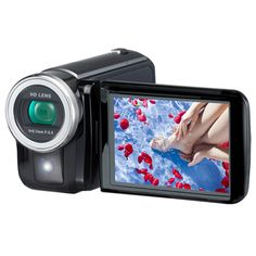 The ICAM FHD18 is an 18MP camera with 8x digital zoom. It has a full touch screen operation menu and other unique features such as face tracking, motion detection and slow motion among others. The ICAM FHD18 has built-in powerful LED lights that let you record and capture clear images even at night.