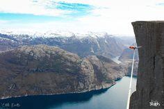 Preikestolen-Norvège Photo : Estelle Peretto
