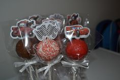 Lollipop sz cars cake pops
