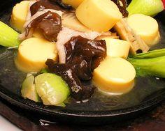 清汤玉子豆腐的家庭做法[点击放大]