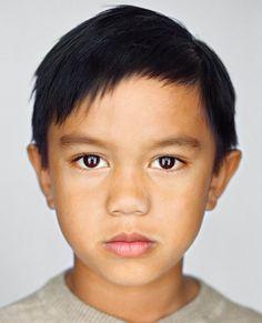 JACOB BENAVENTE, 5, TORRANCE, CALIFORNIA SELF-ID: American CENSUS BOXES CHECKED: Asian/native Hawaiian/other Pacific Islander