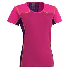De Anne Tee van @karitraa is een lekker opvallend dames #hardloopshirt. Het shirt is gemaakt van comfortabel stretchmateriaal en zorgt er bovendien voor dat transpiratievocht goed afgevoerd wordt.
