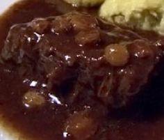 Rezept Rheinischer Sauerbraten von Claudia Schindele - Rezept der Kategorie Hauptgerichte mit Fleisch