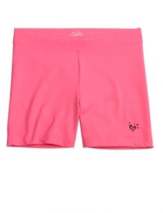 4 Inch Solid Compression Shorts