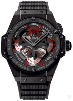 e51a915ed5a Hublot - Big Bang - King Power Unico GMT - 48mm Amazing Watches