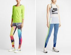 Your Most Compelling Reason to Run Yet = Ellie Goulding's Activewear Collab via Brit + Co.