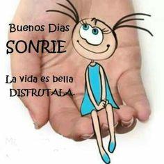 Buenos Dias  http://enviarpostales.net/imagenes/buenos-dias-1256/ Saludos de Buenos Días Mensaje Positivo Buenos Días Para Ti Buenos Dias