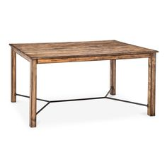 Perdana 60 Dining Table - Brown