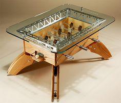 metegol : Offside Football Caffe Table