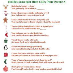 money scavenger hunt clues - Google Search