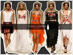 Alberta Ferretti SS 2014 que bonita colección!!!