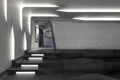 Messner Mountain Museum Corones. Designed by Zaha Hadid