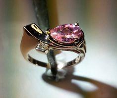 Beautiful custom 14kt gold ring