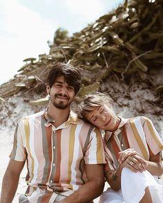 Viva Yemanjah (@vivayemanjah) • Fotos e vídeos do Instagram #matisse #estamparia #slowfashion #estampasexclusivas #camisaria #moda #listras Matisse, Second Hand, Foto E Video, Couple Photos, Couples, Instagram, Stamping, Stripes, Living Alone