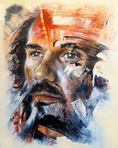 Artist : Matt Adnate. #adnate http://www.widewalls.ch/artist/adnate/