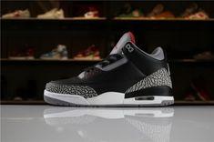 78f5326117b8 Best Price Air Jordan 3 Retro OG Black Cement 2018 854262-001 Nike Shoes  Cheap