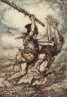 Arthur Rackham. From 1900-1914, high quality illustrated books were typically given as Christmas gifts. Many of Rackham's books were produced as deluxe limited editions, often vellum bound and sometimes signed, as well as larger, less ornately bound quarto 'trade' editions. This was often followed by a more modestly presented octavo edition in subsequent years.