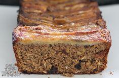 Receita de bolo de banana integral da Ana - www.re-comendo.com