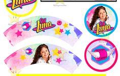Kit Imprimible Candy Bar Soy Luna Golosinas Cumples Y Mas - $ 54,89 en MercadoLibre