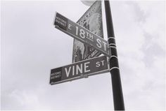 18th & Vine, Crossroads of American Jazz... On the corner of 18th & Vine, in the Historic Jazz District is a little joint called the Blue Room, which also happens to be the location of the American Jazz Museum.  Mondays at the Blue Room are the best... #MyHometownPins