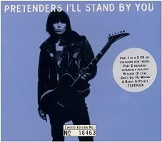 I'll Stand By You by The Pretenders Best Love Songs, Greatest Songs, Kinds Of Music, Music Love, Ill Stand By You, Chrissie Hynde, Rock Hits, Rare Vinyl Records, The Pretenders