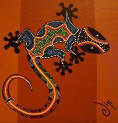 art plastique aborigene | Envoyé par : galerielo Plus