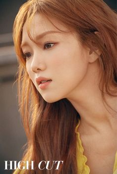 Lee Sung-Kyung took the cover magazine shy, bright appearance, like spring flowers. Actor Lee Sung - kyung released a pictorial picture of small daily life through star style magazine Female Actresses, Korean Actresses, Korean Actors, Actors & Actresses, Lee Sung Kyung Hair, Lee Sung Kyung Makeup, Lee Sung Kyung Wallpaper, Korean Beauty, Asian Beauty
