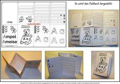 100 Faltbuch Leporello Lapbook Ideen Schulideen 14