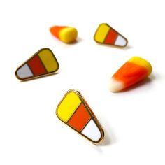 Candy Corn Pin