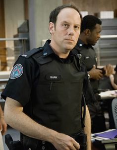 everyones favorite uncle... rookie blue's Oliver Shaw!