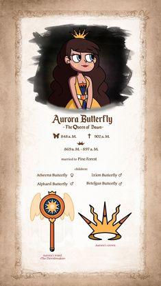 Aurora The Queen Of Dawn's Bio Page by Shyhobbistdrawer31