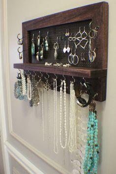 jewellery stand idea - Szukaj w Google