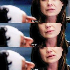 One year has passed. The saddest episode ever on Grey's Anatomy.