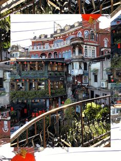 Jiufen, Taiwan / A Real Life Spirited Away Taipei Travel, Wise Monkeys, Old Street, Spirited Away, Bus Station, We The Best, Photographic Studio, Stay The Night, Ghibli
