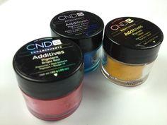 New CND Additives Information, Colour Range & Demo
