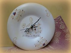 Wall Clock    MADE BY HAND    MATERIAL : CERAMIC     DIMENSIONS : 30 cm    ORIGIN : SARDINIA      Copyright: All paintings ©copyrighted 2015 by La Bottega dei Piccoli Sogni. | Shop this product here: http://spreesy.com/labottegadeipiccolisogni/25 | Shop all of our products at http://spreesy.com/labottegadeipiccolisogni    | Pinterest selling powered by Spreesy.com
