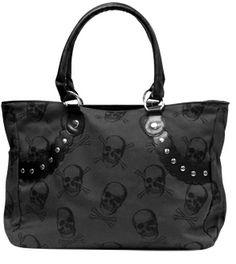I Want Yer Skull Handbag